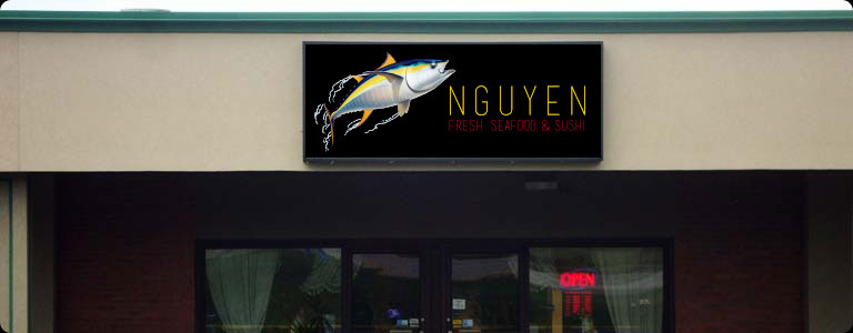 Nguyen Seafood & Steakhouse banner 0